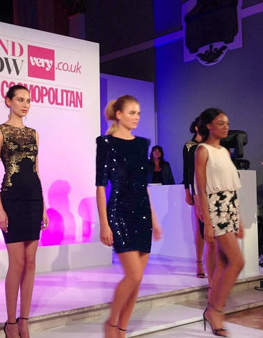 VeryOnTrend Show for Cosmo Fashfest '14 featuring Rochelle Hume