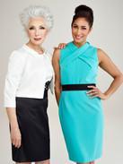 Debenham's Diversity Campaign 2013 with Caryn Franklin