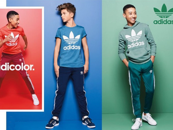 Adidas for Next Official SS18 | Photography by Paul Thorburn