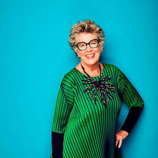 Prue Leith Cover Feature For Good Housekeeping November 2018
