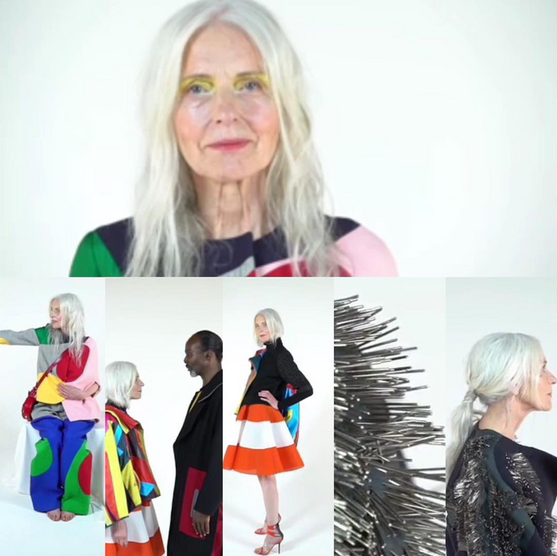 Age Does Not Retire | A film directed by Caryn Franklin for The Age Of No Retirement
