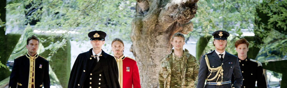 Gieves and Hawkes @ Queen's Coronation Festival