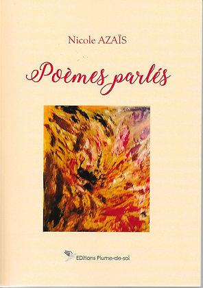 Poèmes Parlés - Nicole Azaïs