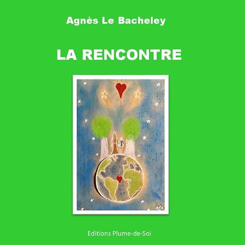 """Dédicaces Agnès LEBACHELEY de son nouveau conte """"La rencontre"""""""