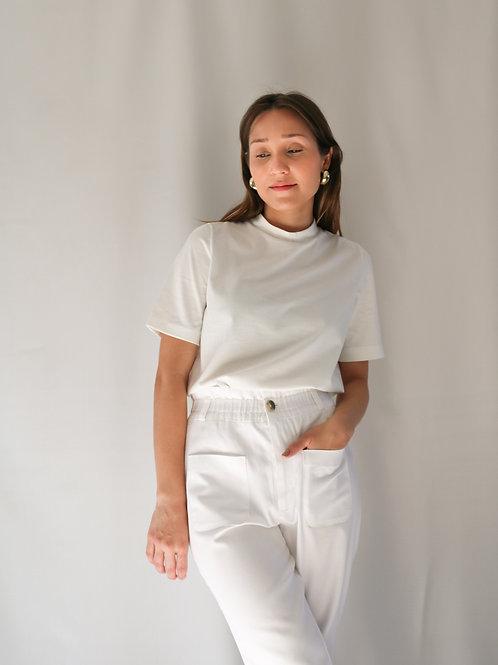 Blusa Calmaria Off White