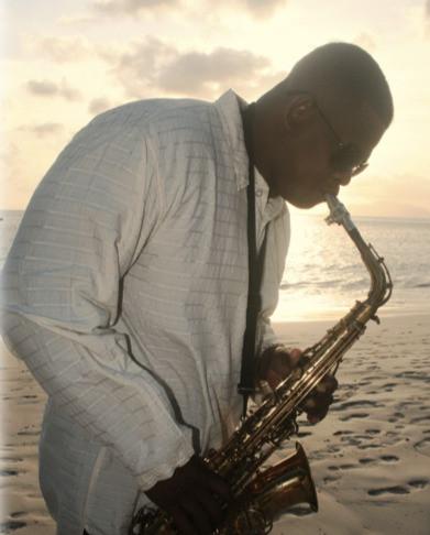 Sax on the Beach