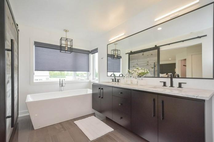 Custom In-Home Mirror Application