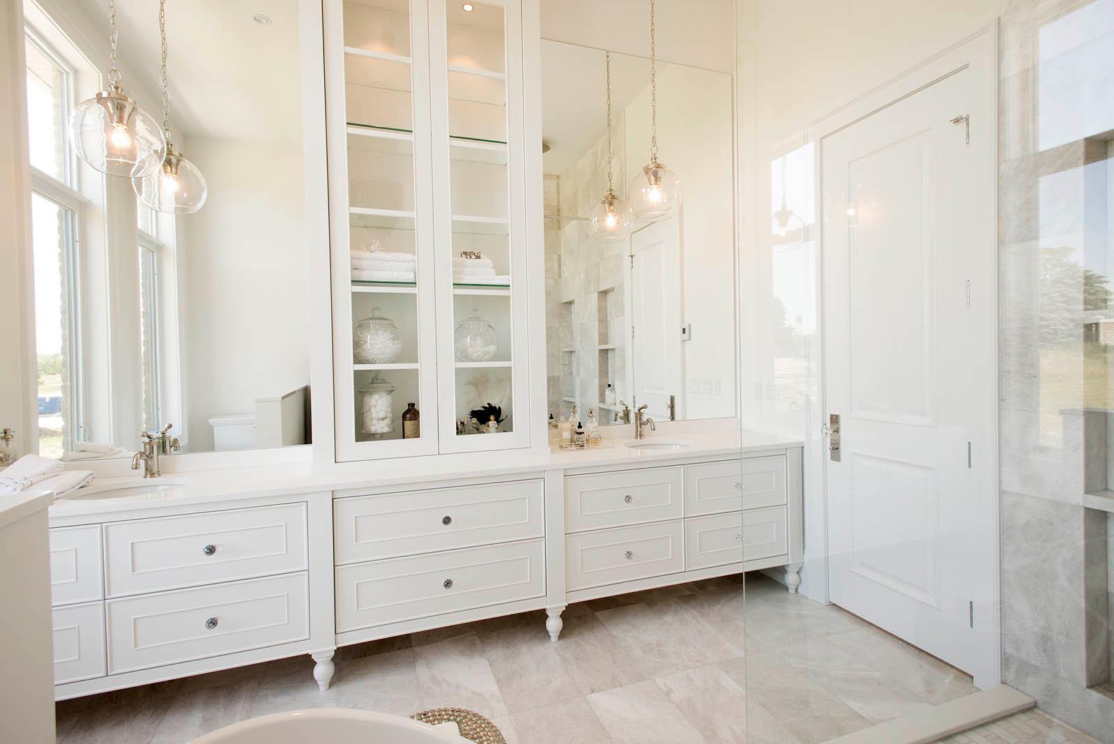 Custom In-Home Mirror