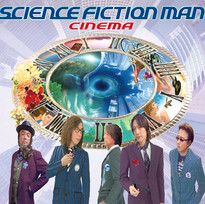 SCIENCE FICTION MAN