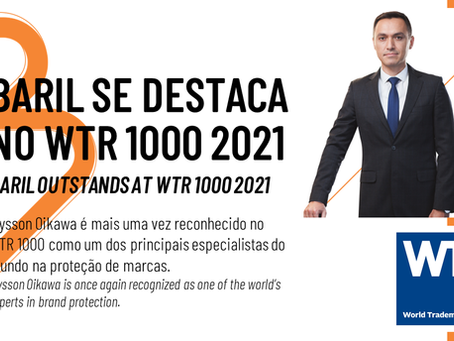 BARIL SE DESTACA NO WTR 1000 2021