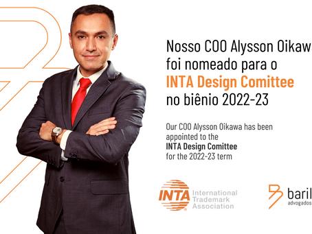 Nomeação Designs Committee - International Trademark Association (INTA)