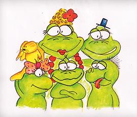 Eduards Familie