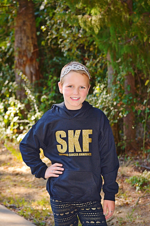 SKF hooded sweatshirt