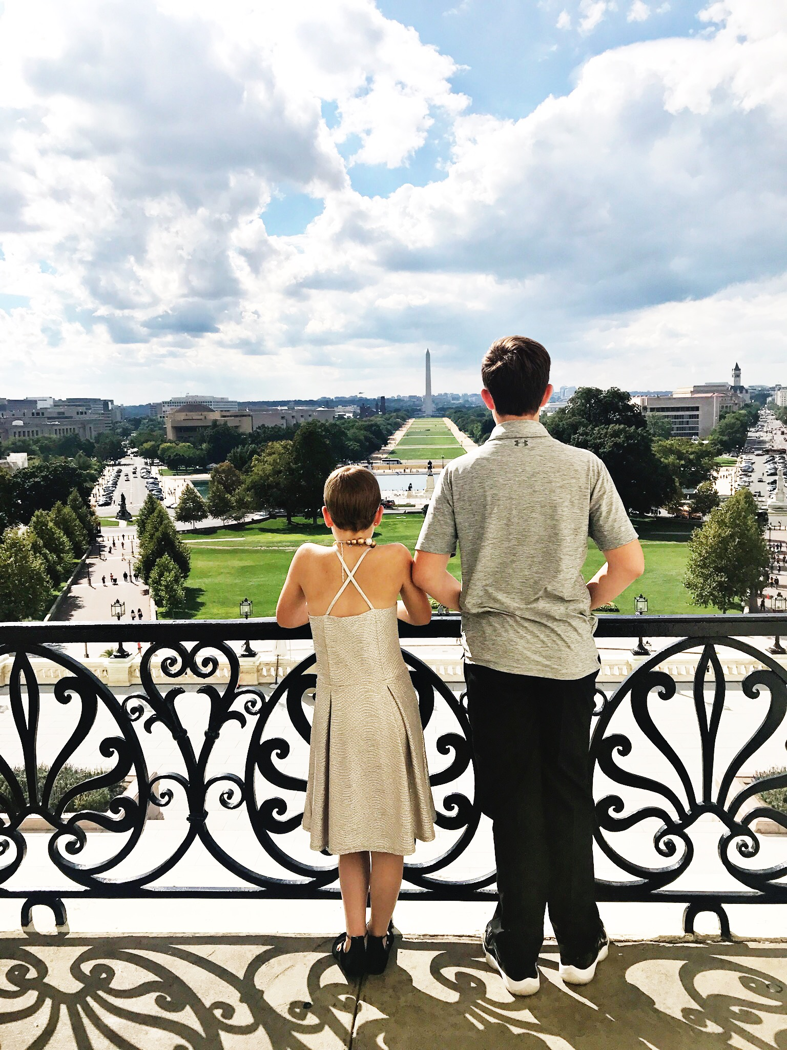 Sadie and Grant D.C.