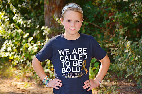 We are Called to be BOLD Joshua 1:9