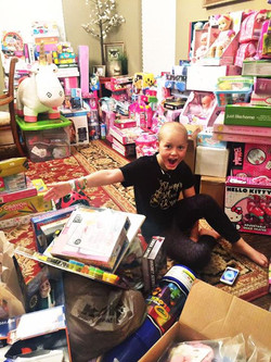 Today is #GivingTuesday! On this day we would love to ask your consideration in giving new toys or a