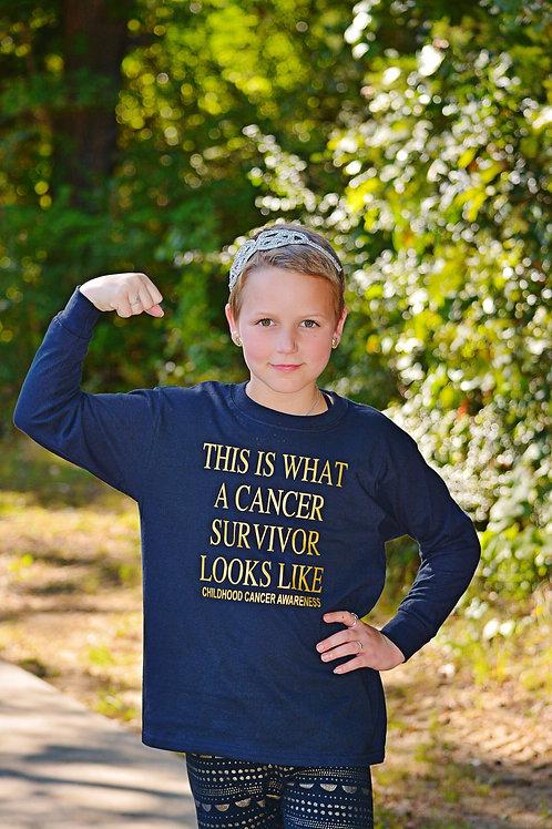 This is a Cancer Survivor