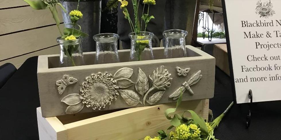 Flower Box Make & Take