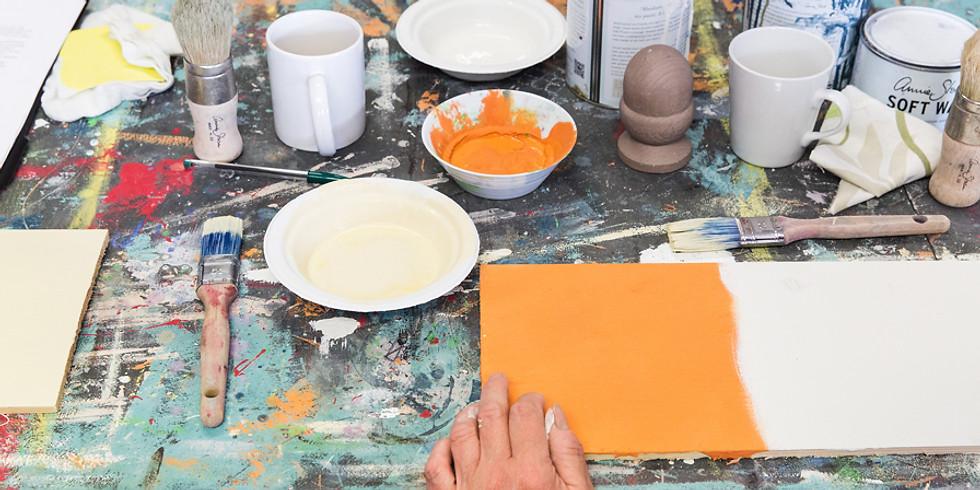 Chalk Paint® Annie Sloan Method