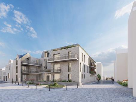 Construction de 18 logements collectifs à CAYEUX SUR MER (80)