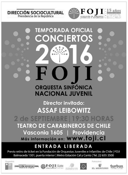 FOJI 2016 Assaf Leibowitz