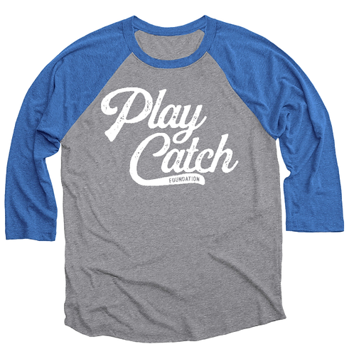 Play Catch 3/4 Sleeves Jersey