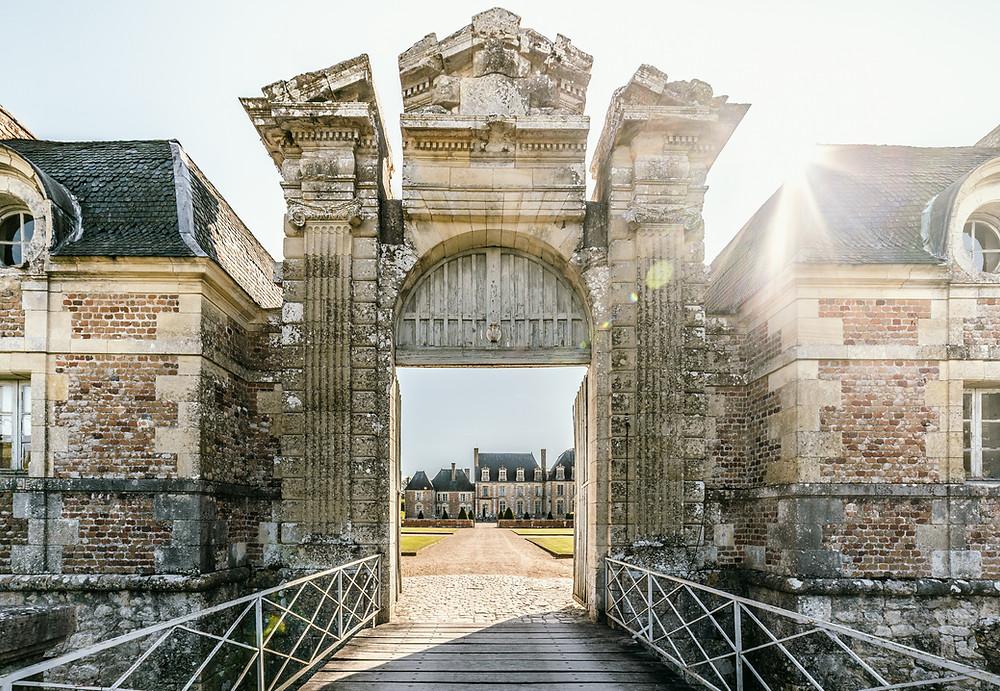 Château de la Ferté Saint-Aubin tous au château Lancelot Guyot