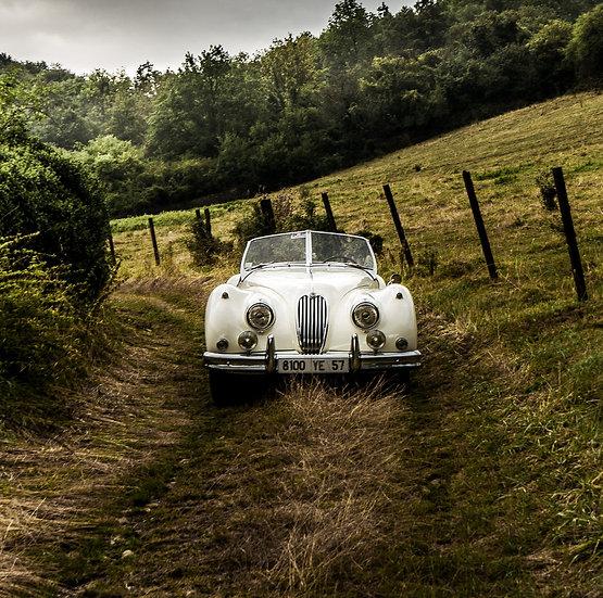 Tirage Photographique - Un dimanche en Jaguar - Studio Minh-Son