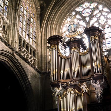 Visite d'un atelier de facteur d'orgues - Schumacher.