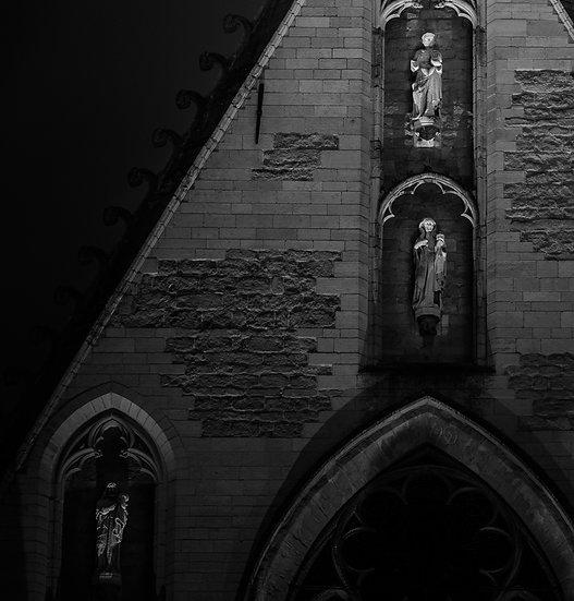 Tirage Photographique - Abbaye de La Cambre - Studio Minh-Son