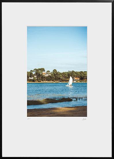Tirage Photographique - Lac de Hossegor - Studio Minh-Son