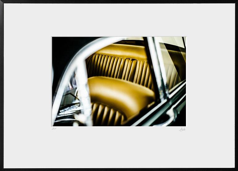 Tirage Photographique - Jaguar MKII - Studio Minh-Son