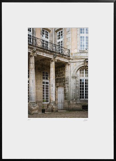 Tirage Photographique - Château de Haroué - Studio Minh-Son
