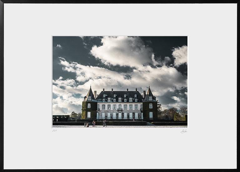 Tirage Photographique - Château de la Hulpe - Studio Minh-Son