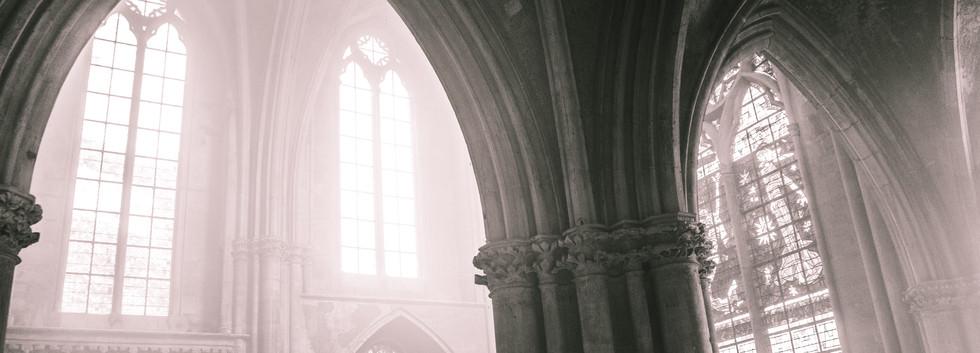 Metz Eletronique Basilique St Vincent