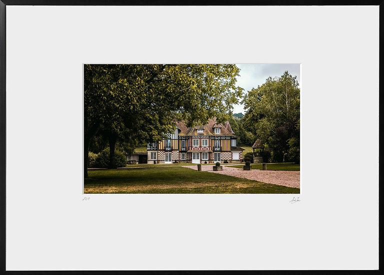 Tirage Photographique - Manoir de Sens - Studio Minh-Son