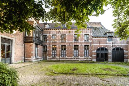 Mons - Hôtel particulier rue Jean Lescarts