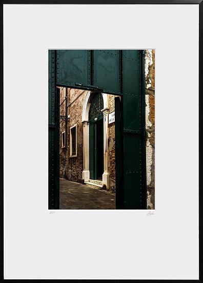 Tirage Photographique - Venise - Studio Minh-Son