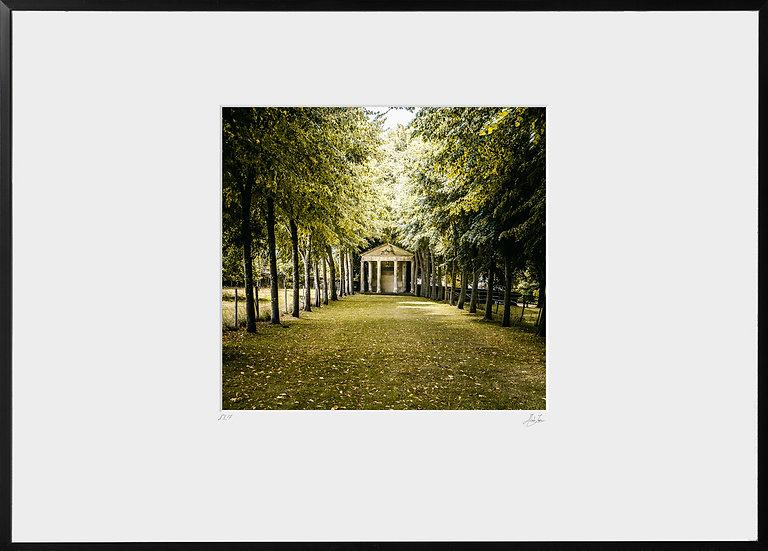 Tirage Photographique - Temple au Château - Studio Minh-Son