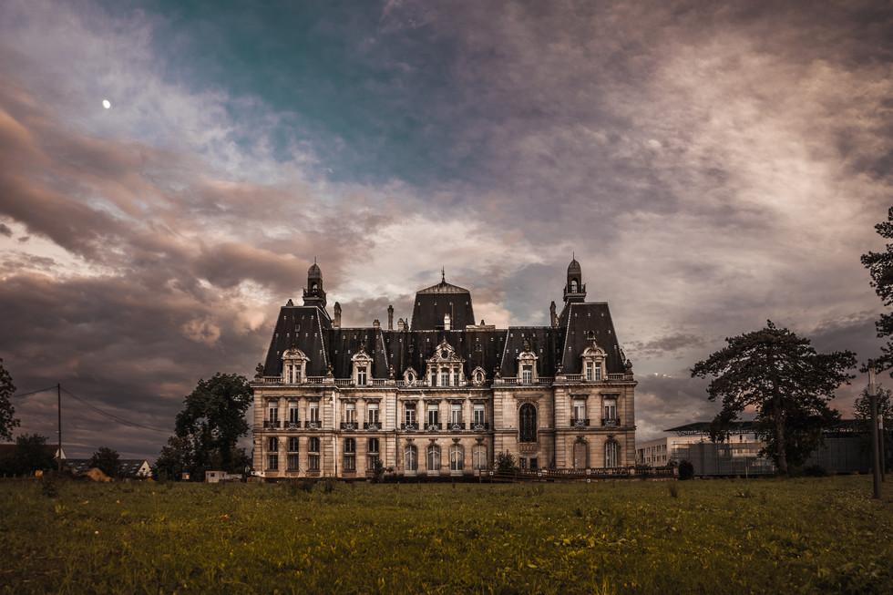 Château de Mercy