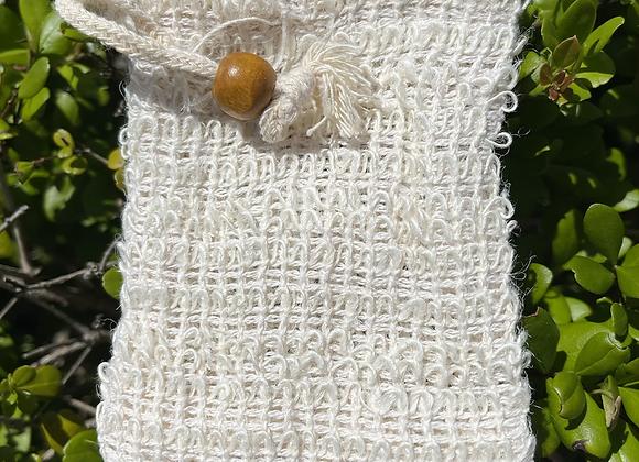 Soap holder mesh bag