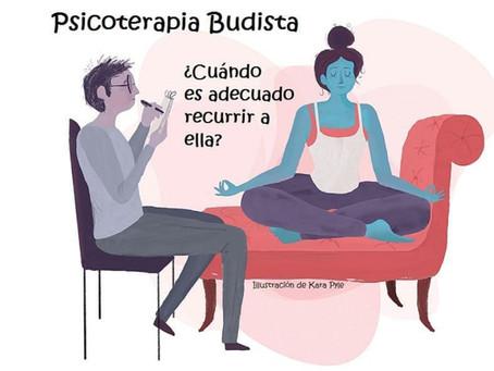 Psicoterapia Budista: Cuando es adecuado recurrir a ella?