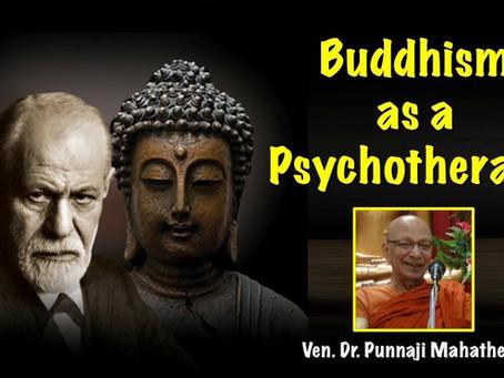 El budismo como psicoterapia (Parte I)