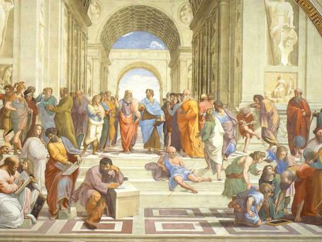 Socrate e gli algoritmi: ti estì?