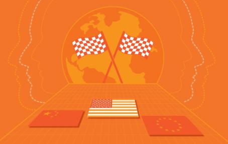 La gara per le AI nel 2021: il report della ITIF