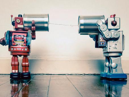 AI per non morire: chat bot come simulacri