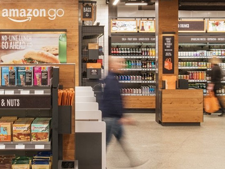 Amazon Go: la rivoluzione del lavoro nel quotidiano