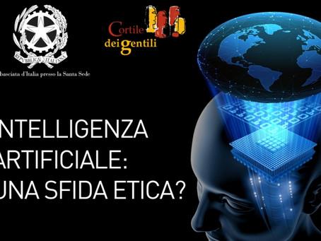 L'Intelligenza Artificiale, sfida etica - Intervista di Marco Bernardoni