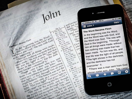 Nuovi Gutenberg: seleAI studiano la Bibbia