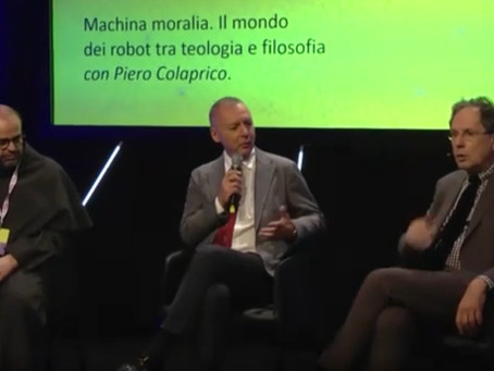 Machina moralia - Repubblica Onlife 5/10/2019